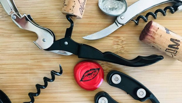 Wine Corkscrews and Foil Cutters